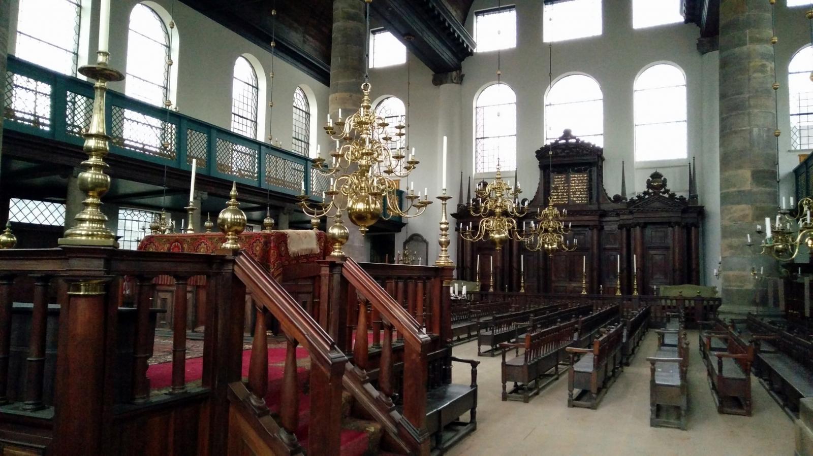 Os sefarditas da Espanha e Portugal na Holanda - Parte 1